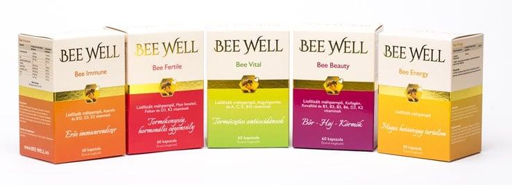 Méhpempő Bee Well